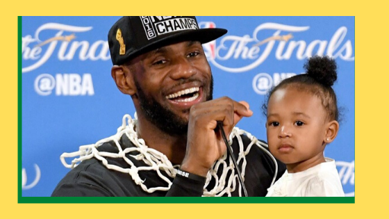 LeBron James daughter Zhuri styles his hair in Father's Day post, fans react with memes: