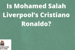 Is Mohamed Salah Liverpool's Cristiano Ronaldo?