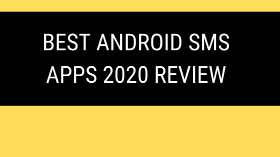 android sms app