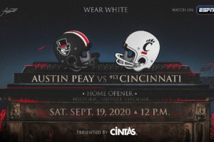 Austin Peay vs Cincinnati