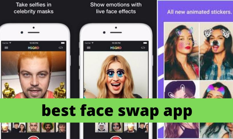 best face swap app