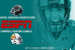Coastal Carolina vs Campbell