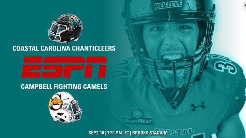 Coastal Carolina vs Campbell