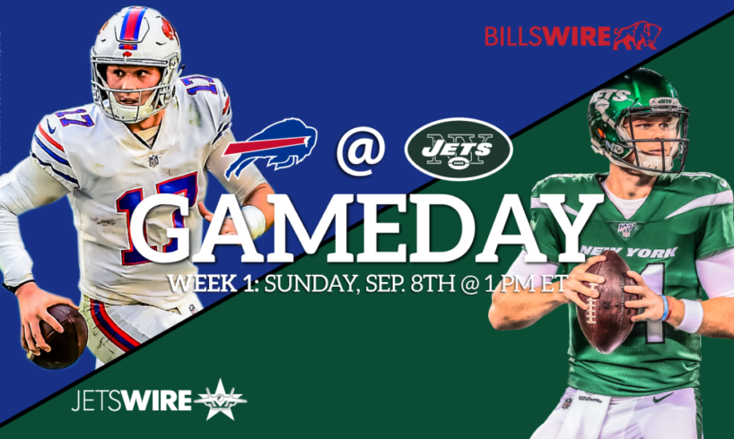 New York Jets vs Buffalo Bills