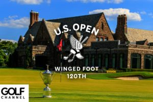 US Open Golf 2020