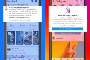 facebook-and-instagram-notifications-warn-us.-users-there's-no-winner-yet-in-presidential-election