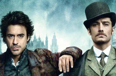 Sherlock Holmws 3
