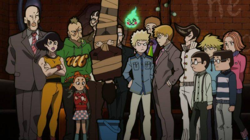 mob pycho 100 season 3