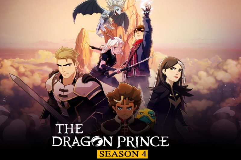 Dragon prince season 4