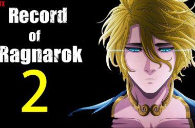 record of the ragnarok seaosn 2