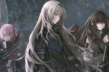 The Girls Frontline anime series
