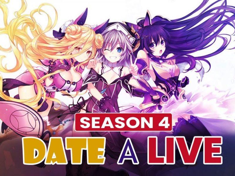 date a live season 4