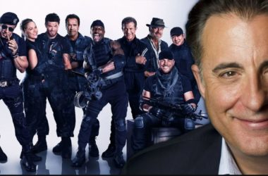 Andy Garcia In The Expendables 4