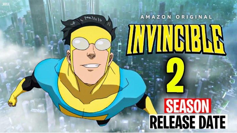 invincible seaosn 2