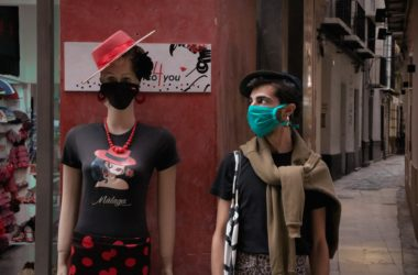 KN95 vs. Cloth Masks