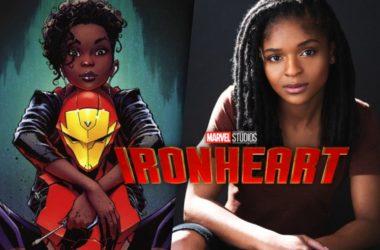 marvel Ironheart